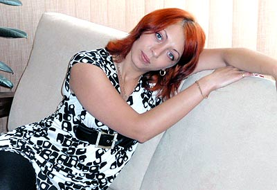 spiritual, sincere, cheerful and Ukrainian lady from  Donetsk