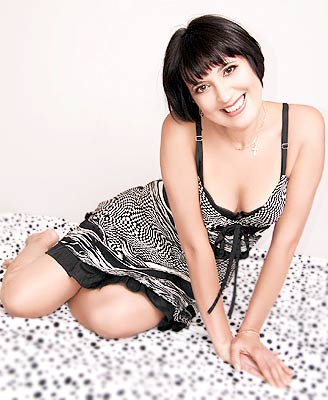 communicative, optimistic and sensual russian lady from  Nikolaev