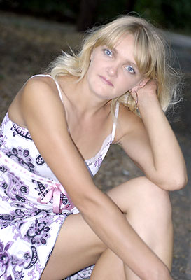 intelligent, single-minded and single russian lady from  Melitopol