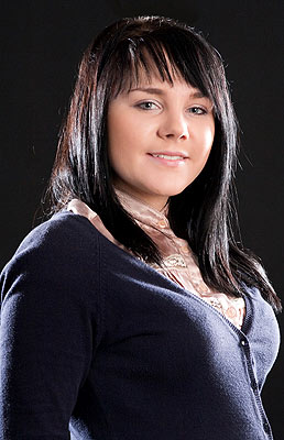 educated, dedicated and pretty woman from  Kaliningrad