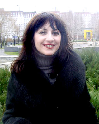 communicative, romantic and sexual Ucrainian girl living in  Krivoy Rog