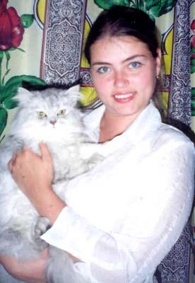 Anastasiya  Ufa  Russia