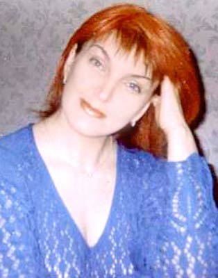 smart, firm of purpose and affectionate Rusian lady from  Kishinev