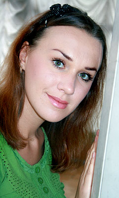 serious, honest, possitive and sexual Ucrainian lady from  Lutsk