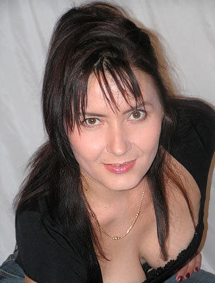 solid and beautiful russian woman from  Nikolaev