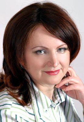 earnest, tender and Ukrainian woman from  Kiev