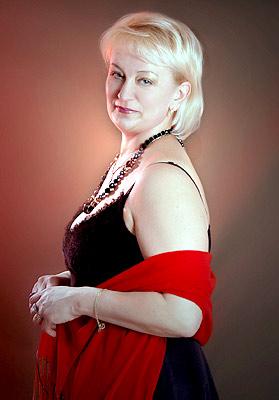 sociable and sensual Ukrainian woman from  Krivoy Rog