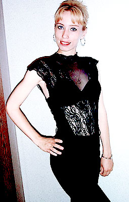 intelligent, committed and sensual Ucrainian lady from  Gorlovka