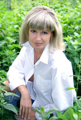 intelligent, firm of purpose and Ucrainian woman living in  Yaransk