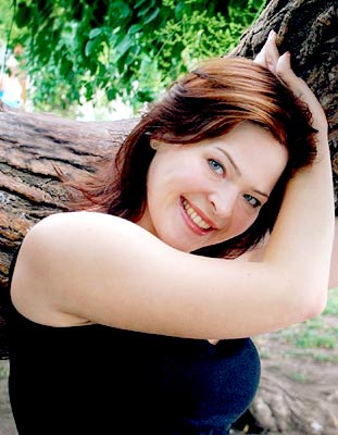 intelligent, purposeful and gorgeous Rusian woman living in  Odessa