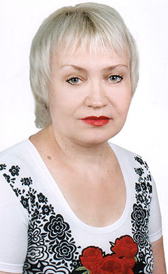 well-educated, dedicated and classy Rusian woman from  Melitopol