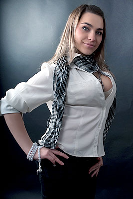 romantic, wise and beautiful lady living in  Kherson