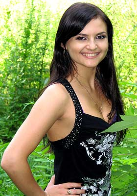 honest, spiritual, tender and cute Ucrainian woman from  Poltava