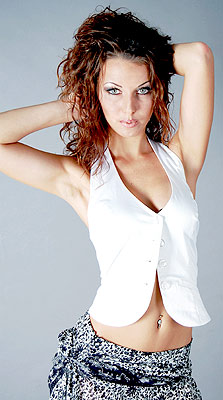 well-educated, committed and sensual girl from  Odessa