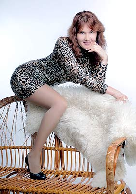 intelligent, committed and gorgeous Rusian woman from  Krivoy Rog