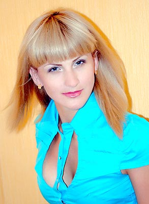 smart, firm of purpose and chic lady living in  Nikolaev