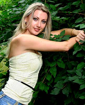 communicative and sexy russian lady from  Poltava