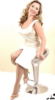 educated, firm of purpose and sensual Ukrainian lady from  Nikolaev