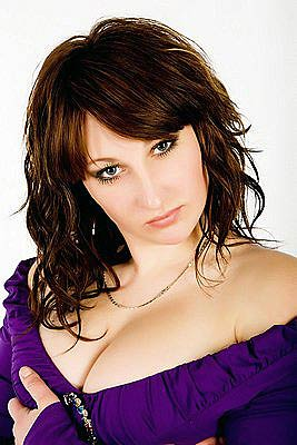 smart, committed and sensual Ucrainian woman from  Nikolaev