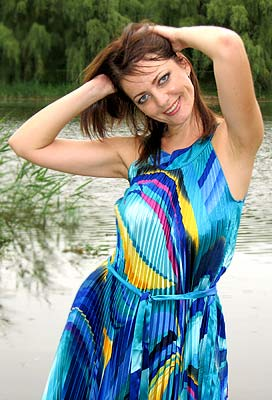 smart, committed and cute woman from  Poltava