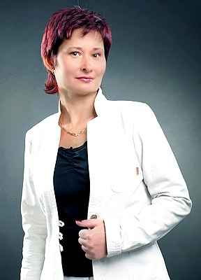 optimistic and cute Ucrainian lady from  Dnepropetrovsk