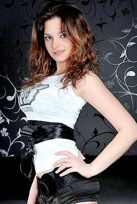 attentive and single Ukrainian girl from  Odessa