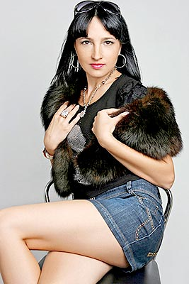 educated, committed and gorgeous russian lady from  Simferopol