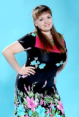 loving, solid and pretty lady living in  Dnepropetrovsk