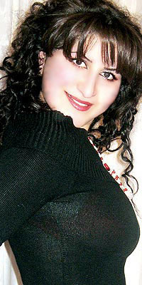 educated, committed and affectionate Ucrainian lady from  Erevan