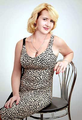 intelligent, single-minded and beautiful Ucrainian girl from  Simferopol
