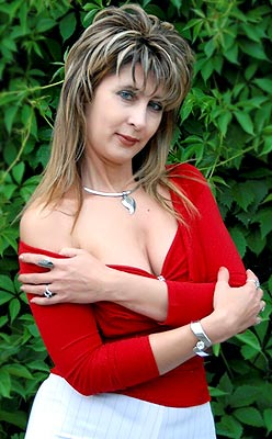 well-educated, single-minded and sexy russian woman from  Nikolaev