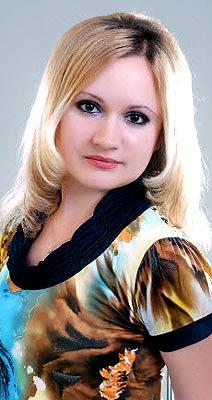 educated, purposeful and beautiful Rusian lady from  Cherkassy