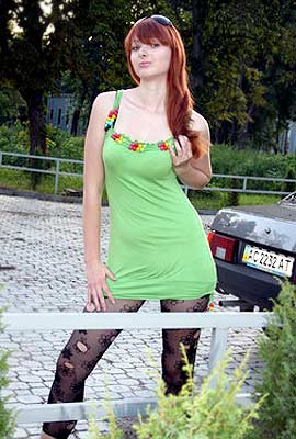 creative, elegant and affectionate Rusian lady from  Lutsk