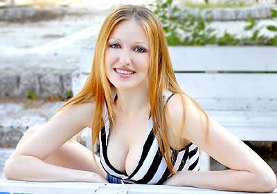 calm and pretty russian girl living in  Kherson