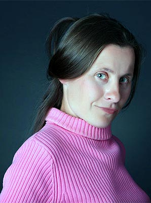 dreamy, solid, creative and sexual Ukrainian woman from  Novosibirsk
