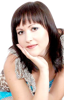 intelligent, firm of purpose and sensual lady from  Nikolaev