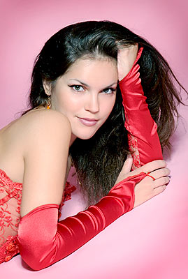spiritual and beautiful lady from  Dnepropetrovsk