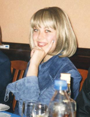 wise, tender, elegant and gorgeous Rusian girl living in  Stakhanov