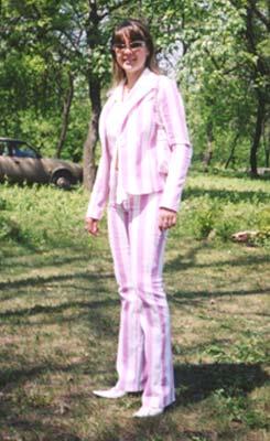 Yana  Stakhanov  Ukraine