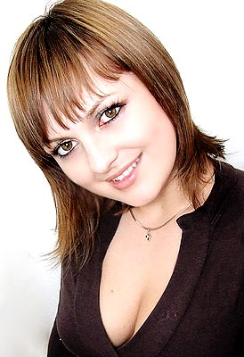 educated, firm of purpose and sensual woman from  Odessa