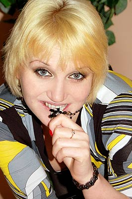 educated, dedicated and classy Ucrainian woman from  Melitopol