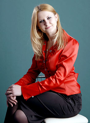 wise, tolerant, communicative and gorgeous girl from  Vinnitsa