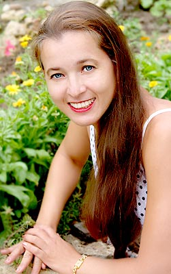 educated, dedicated and cute russian girl from  Kherson