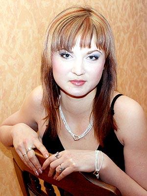 well-educated, goal-seeking and cute Ucrainian lady from  Gorlovka
