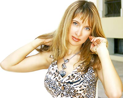 possitive, communicative and Ucrainian woman from  Odessa