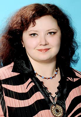 optimistic and cute Ukrainian girl living in  Dnepropetrovsk