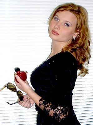 mature, earnest and sexual Ukrainian woman living in  Kherson