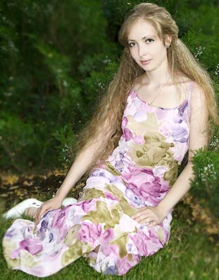 educated, single-minded and hot Ucrainian girl from  Nikolaev