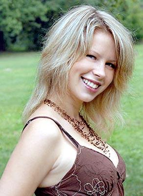 well-educated, goal-seeking and cute russian girl from  Kharkov