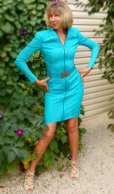 smart, purposeful and classy woman from  Kharkov